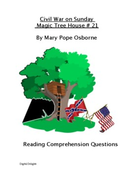 Civil War on Sunday Reading Comprehension Questions