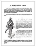 Civil War readings: A Rebel Soldier's War