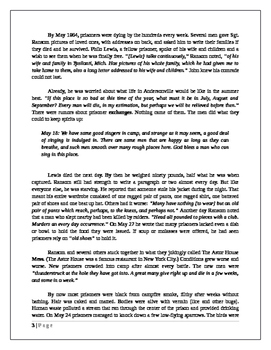 Civil War: Diary of John Ransom