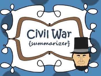 Civil War {summarizer}