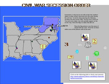 Civil war secession