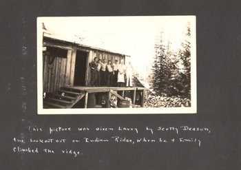Civilian Conservation Corps Photo Album of the 1930's