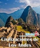 Civilizaciones de los Andes - Civilizations of the Andes