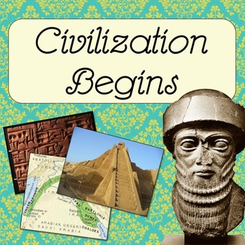 Civilization Begins PowerPoint