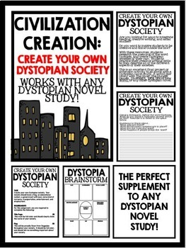 Dystopian Society - Civilization Creation - Create your own Dystopia!