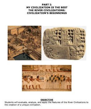 Civilization Creation Package
