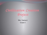 Civilization Creation Project
