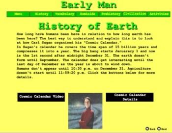 Civilization - Early Man - Bill Burton