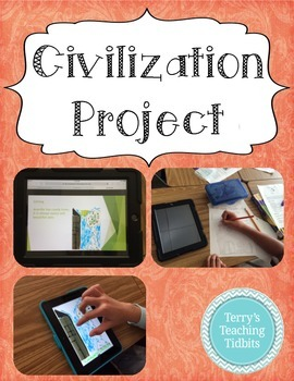 Civilization Project - to be used with Weslandia