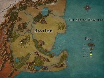 Civilization Simulation Map