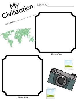 Civilization Worksheet