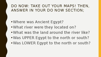 Civilization and the Old Kingdom of Egypt