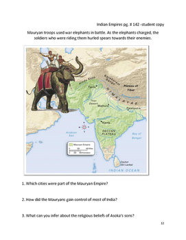 Civilization in India and China
