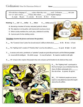 Civilizations: Definition and Characteristics