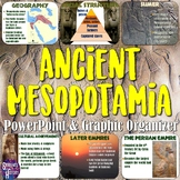 Ancient Mesopotamia Civilizations Lesson & PowerPoint