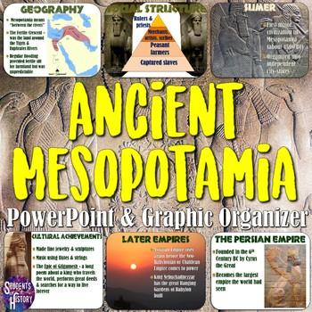 Civilizations of Mesopotamia PowerPoint