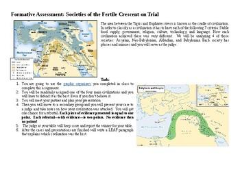 Civilizations of Mesopotamia on Trial_Mini Debate
