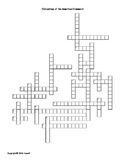 Civilizations of the Americas Vocabulary Crossword for World History