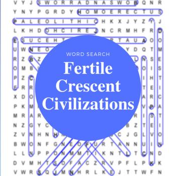 fertile crescent teaching resources teachers pay teachers