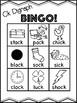 Ck Digraph Bingo [10 playing cards]