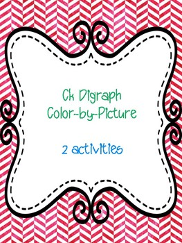 Ck Digraph Color-by-Picture