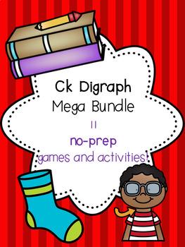 Ck Digraph Mega Bundle! [11 no-prep games and activities]