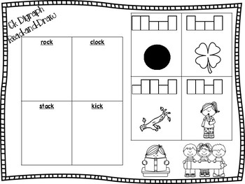 Ck Digraph Read-and-Draw