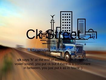 Ck Street (Sound City)