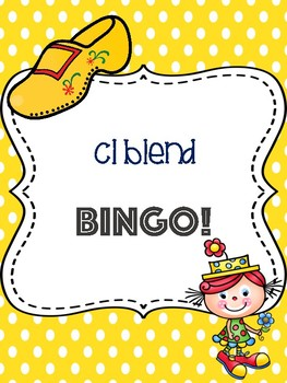 Cl Blend Bingo [10 playing cards]