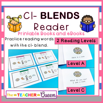 Cl- Blend Readers    Levels A and C