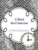 Cl Blend Word Searches!