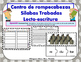 Cl Centro de Silabas Trabadas Grupos Consonanticos Station
