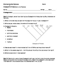 Cladograms Worksheet and Practice