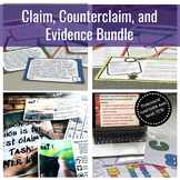 Claim, Counterclaim, and Evidence Bundle!!!!