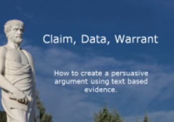 Claim Data Warrant (CDW)