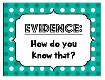 Claim Evidence Reasoning