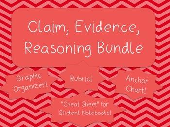 Claim, Evidence, Reasoning Bundle