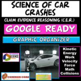 Distance Learning Claim Evidence Reasoning (CER) The Physics of Car Crashes