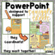 Claim, Evidence, Reasoning (CER) Doodle Notes- Power Point