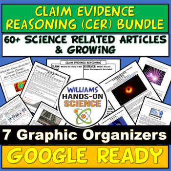 Claim Evidence Reasoning Growing Bundle