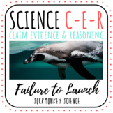 Claim Evidence Reasoning Life Science Topic: Failure to Launch