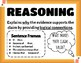 Claim-Evidence-Reasoning Poster