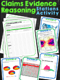Claim Evidence Reasoning Station Activity