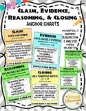 Claim, Evidence, Reasoning (or Elaboration), & Closing Anc