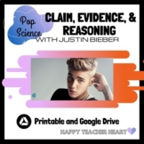 Claim, Evidence, and Reasoning (CER): A Complete Lesson fo