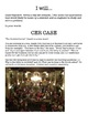 Claim, Evidence, and Reasoning Full Lesson - The Case of the Crowded Lobby