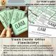 Claim Task Cards (C-E-R Practice)
