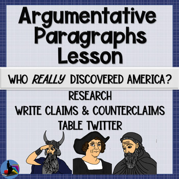 Writing Argumentative Paragraphs: Powerpoint and Graphic Organizers