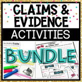 Claims and Evidence Bundle