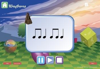 Clap And Play Rhythm Level 1
